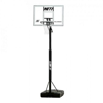 NET1 Millenium Portable Basketball System